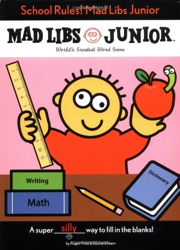 Roger Price School Rules! Mad Libs Junior