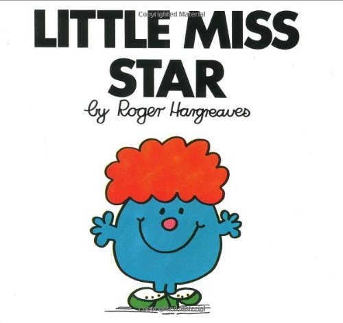Roger Hargreaves Little Miss Star Revised
