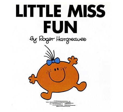 Roger Hargreaves Little Miss Fun Revised