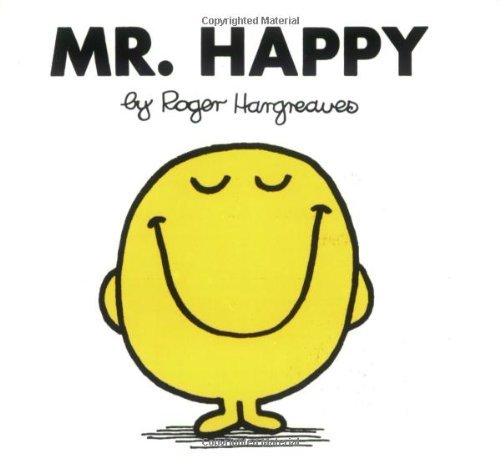 Roger Hargreaves Mr. Happy Rev