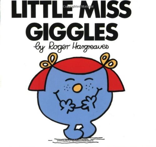 Roger Hargreaves Little Miss Giggles Rev
