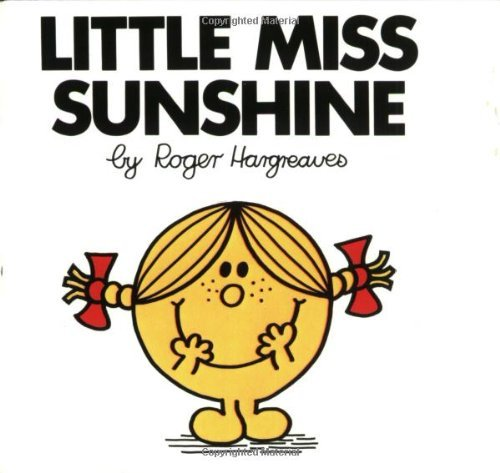 Roger Hargreaves Little Miss Sunshine Revised