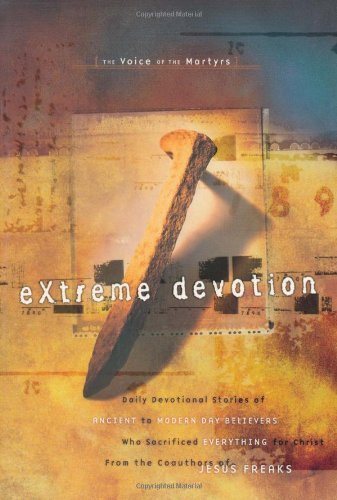 Voice Of The Martyrs Extreme Devotion