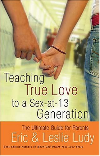 Eric Ludy Teaching True Love To A Sex At 13 Generation