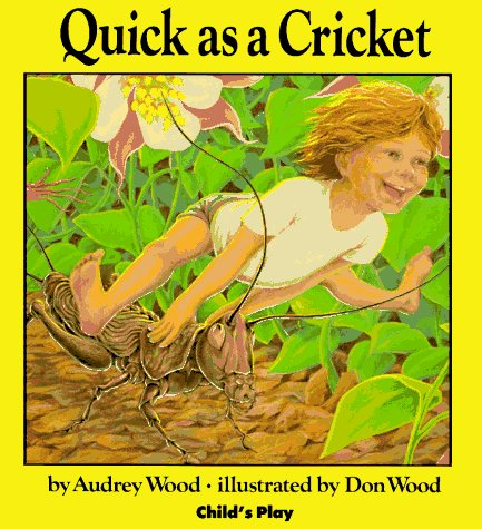 Don Wood Quick As A Cricket