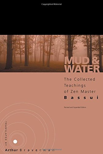 Bassui Tokusho Mud And Water The Teachings Of Zen Master Bassui Revised