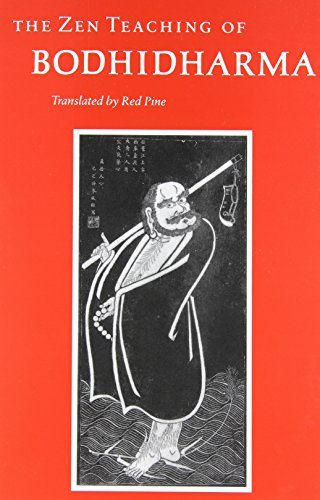 Red Pine The Zen Teaching Of Bodhidharma Bilingual