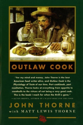 John Thorne Outlaw Cook