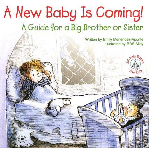 Emily Menendez Aponte A New Baby Is Coming! A Guide For A Big Brother Or Sister