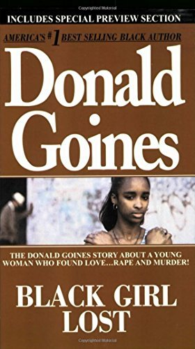 Goines Donald Jr. Black Girl Lost