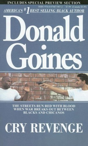 Goines Donald Jr. Cry Revenge