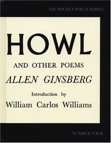 Allen Ginsberg Howl And Other Poems