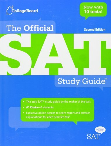 College Board The Official Sat Study Guide 0002 Edition;