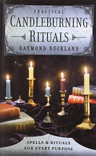 Raymond Buckland Practical Candleburning Rituals Spells And Rituals For Every Purpose