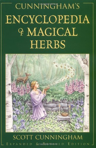 Scott Cunningham Encyclopedia Of Magical Herbs 0002 Edition;2000