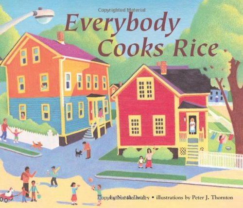 Norah Dooley Everybody Cooks Rice Revised