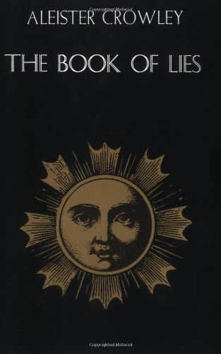 Aleister Crowley Book Of Lies Revised