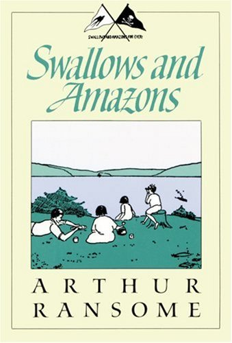 Arthur Ransome Swallows And Amazons