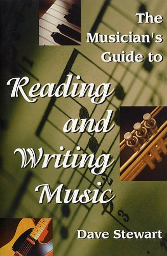 Dave Stewart The Musician's Guide To Reading & Writing Music 2n 0002 Edition;