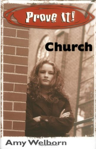 Amy Welborn Prove It! Church