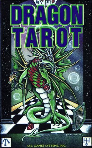 Peter Pracownik Dragon Tarot Deck 78 Card Deck