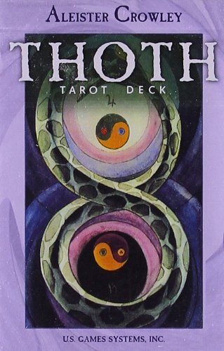 Aleister Crowley Thoth Tarot Deck 78 Card Tarot Deck
