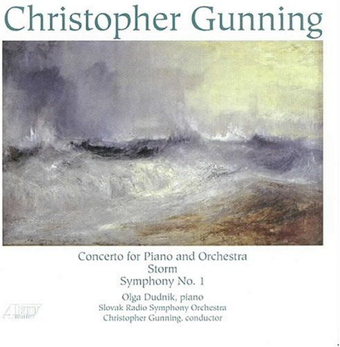 Christopher Gunning Orchestral Music Gunning Various