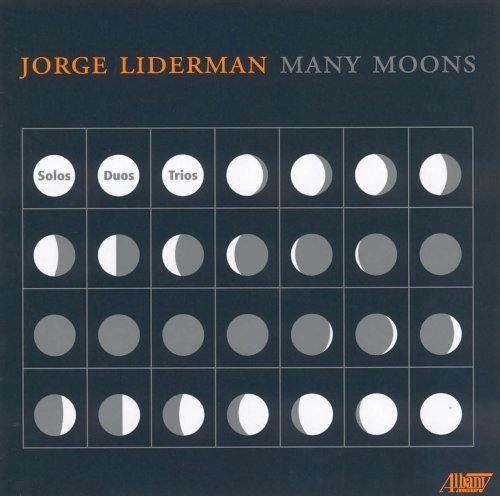 Jorge Liderman Many Moons New Pacific Trio