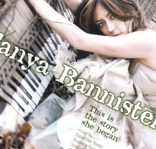 Theofanidis Farrin Del Tredici Tanya Bannister This Is The S Bannister (pno)