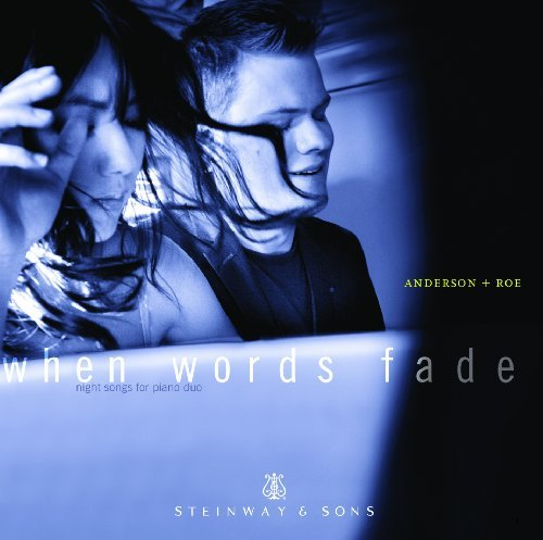 Anderson Roe When Words Fade Incl. DVD