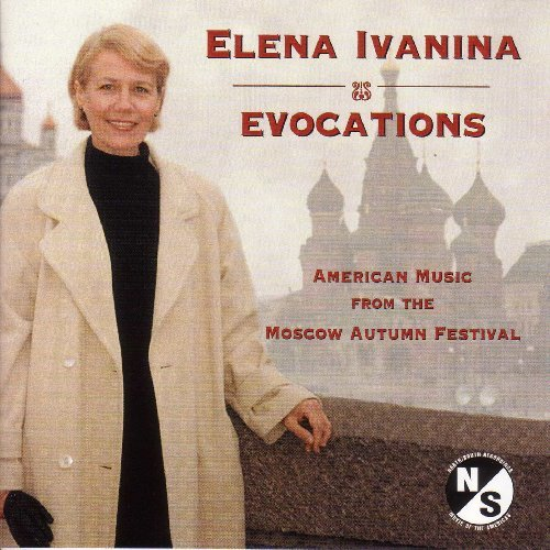 Bliss Boyadjian Feigin Lipper American Music From The Moscow Ivanina*elena (pno) Various