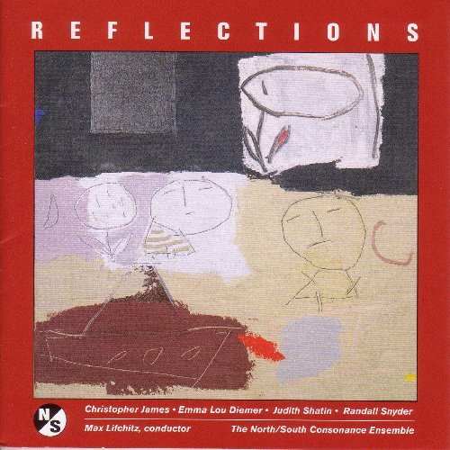 James Diemer Shatin Snyder Reflections Music For Mixed E Lifchitz North South Consonanc