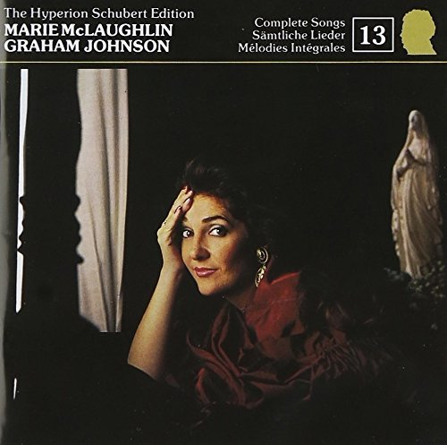 F. Schubert Complete Songs Vol. 13 Mclaughlin Johnson Hampson