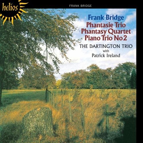 F. Bridge Phantasie Trio. Phantasy Quart Ireland*patrick (pno) Dartington Trio