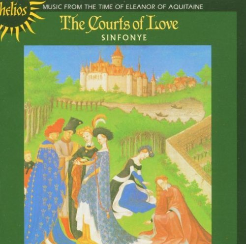 Sinfonye Courts Of Love Music From The Sinfonye