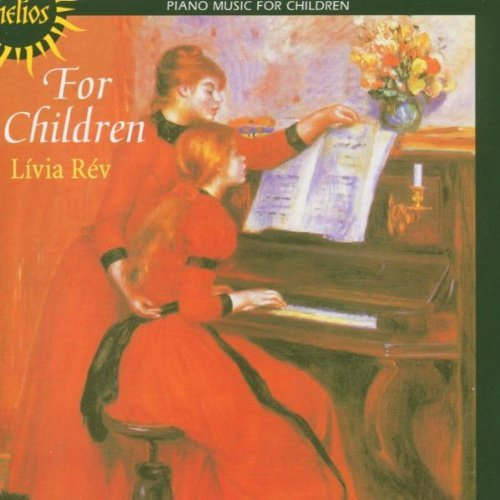Livia Rev For Children Rev*livia (pno)