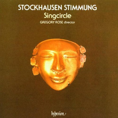 K. Stockhausen Stimmung Flowers Walmeley Clark Rose +
