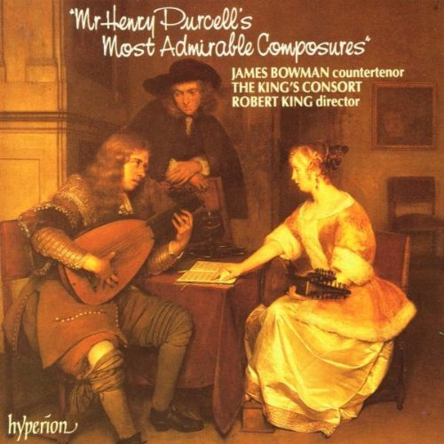 H. Purcell Most Admirable Composures