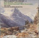Clarinet In Concert Volume 2 King*thea (clar) English Chbr Orch