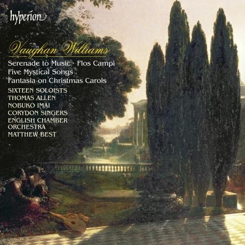R. Vaughan Williams Serenade To Music Flos Campi Rakowski Imai Allen Best English Co
