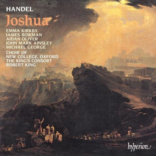 George Frideric Handel Joshua Kirkby Bowman Oliver Ainsley + King King's Consort