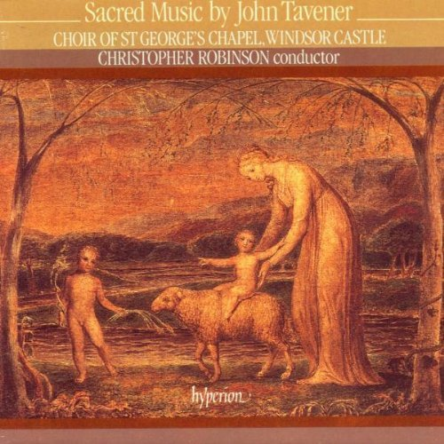 J. Tavener Sacred Music Robinson Choir Of St. George