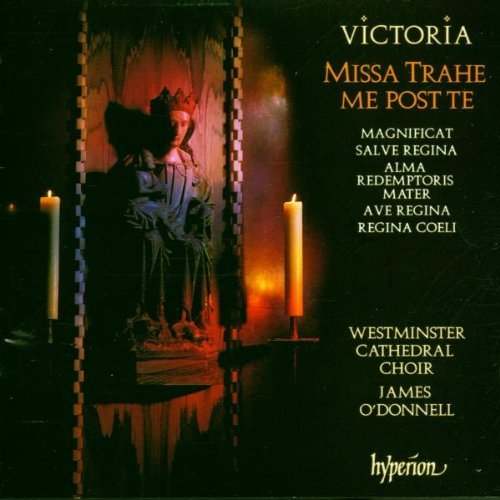 T.L. De Victoria Missa Trahe Me Post Te O'donnell Westminster Cathedra