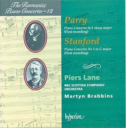 Parry Stanford Piano Concerto Lane*piers (pno) Brabbins Bbc Scottish So