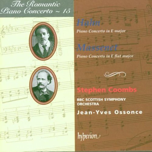 Hahn Massenet Piano Concerto Coombs*stephen (pno) Ossonce Bbc Scottish So