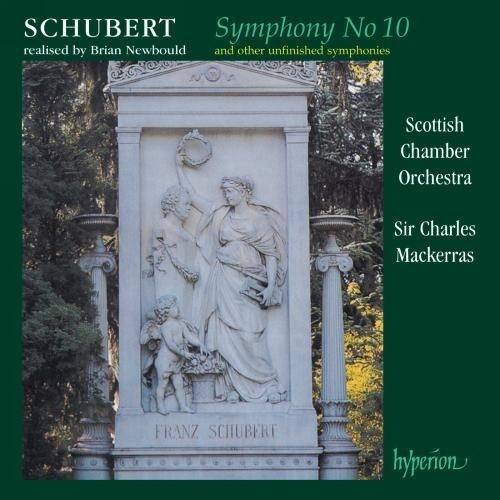 F. Schubert Symphony No. 10. 2 Symphonic F Mackerras Scottish Co