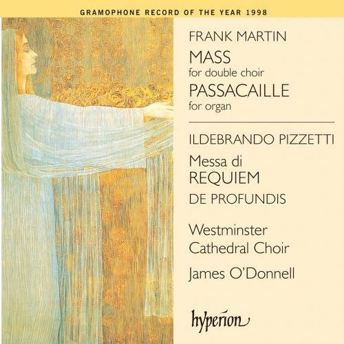 Martin Pizzetti Mass O'donnell Westminster Cathedra