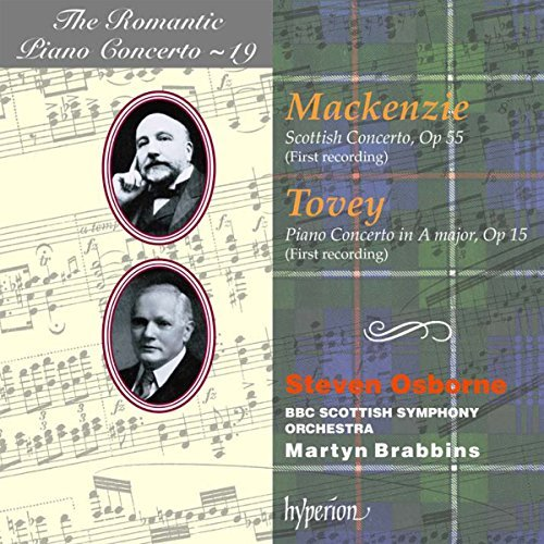Mackenzie Tovey Scottish Concerto Osborne*steven (pno) Brabbins Bbc Scottish So
