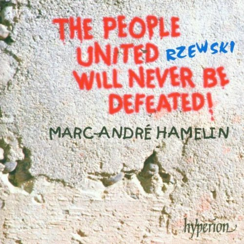 F. Rzewski People United Will Never Be De Hamelin*marc Andre (pno)