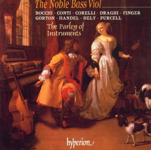 Parley Of Instruments Noble Bass Viol Parley Of Instruments